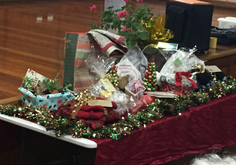 AGM 2017 raffle prizes