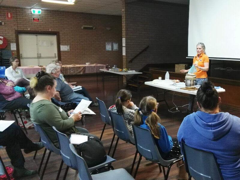 Information Evening - Members Talk
