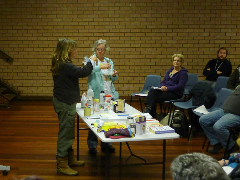 Information Evening - Living with less chemicals