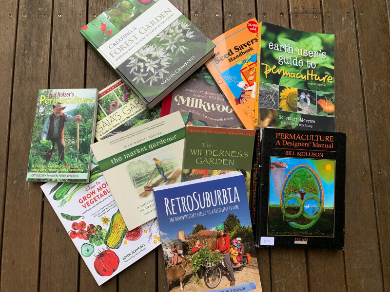 Information Evening - Permaculture Books & Films - Reviews and Recommendations