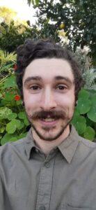 Portrait photo of Ben Davis-McAndrew